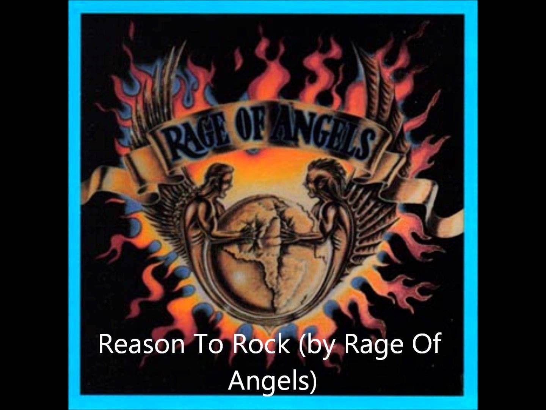 Rage Of Angels - Reason To Rock # Eine der besten White Metal Bands der 80er. Leider nach einer CD wieder verschwunden