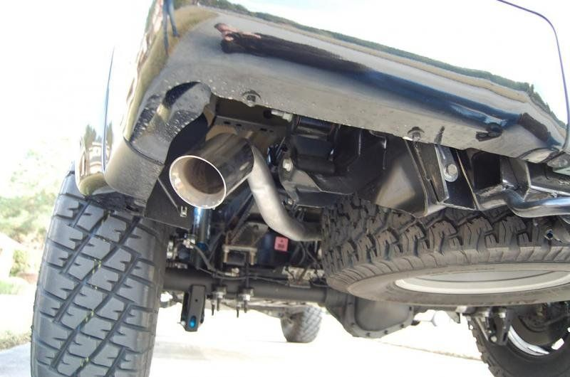 Raptor True Dual W Hidden Tailpipes Pics F150online Forums Raptor Pics Ford Raptor