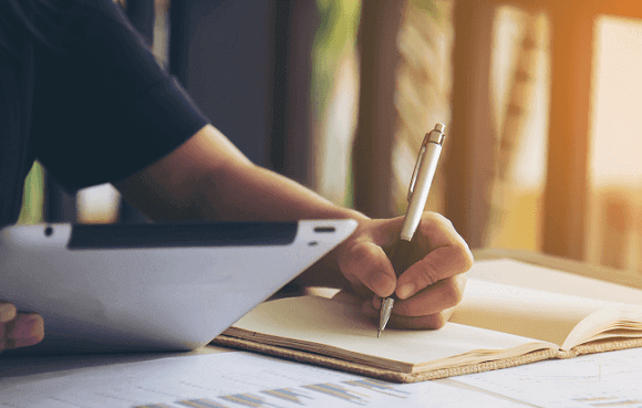 Writing editing and proofreading services