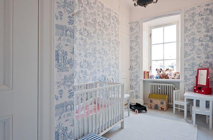 Room · Wallpaper, Toile ...