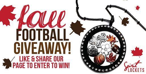 Fall Football Giveaway