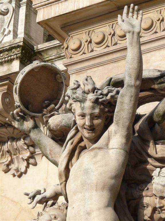 CARPEAUX, Jean-Baptiste (1827-1875) - La Danse