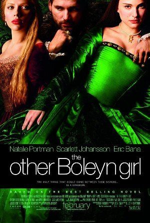 Films with fashion influence - 2008 The Other Boleyn Girl poster