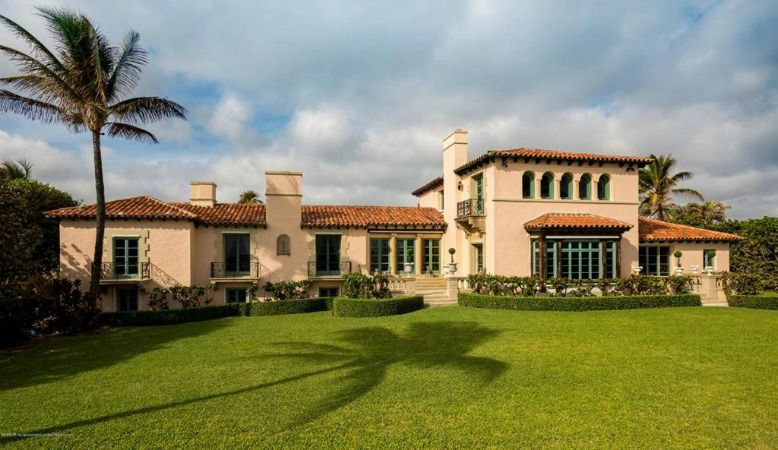 Ivana Trump Lists Palm Beach House For Sale — For $18.9 Million!