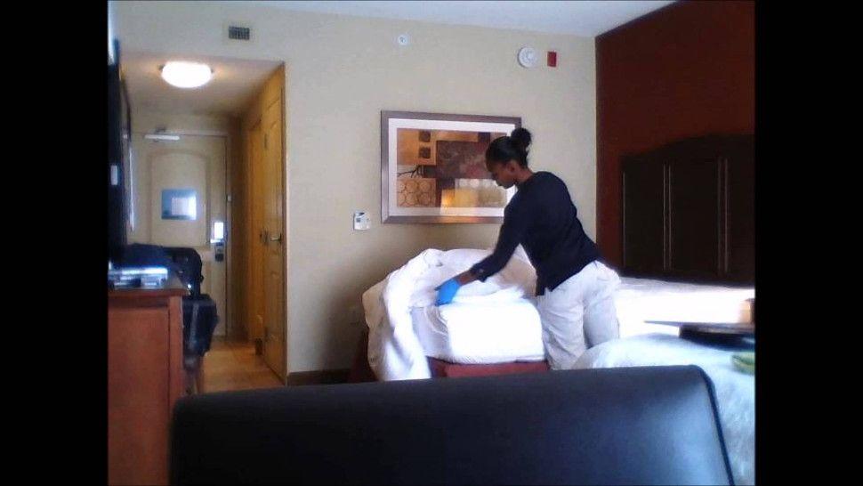 Wife Changing Hidden Cam