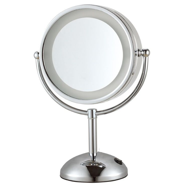 Double Face Round 3x Makeup Mirror Mirrors Wayfair Mirror Makeup