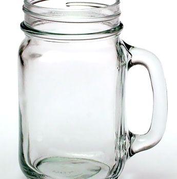 wholesale custom printed mason jars with handles bulk promotional personalized logo libbey. Black Bedroom Furniture Sets. Home Design Ideas