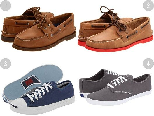 men's summer casual shoes - via BucketsAndBunches.com | for my man ...