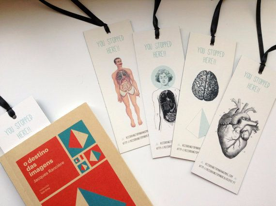 Anatomy Bookmarks | 23 Delightfully Weird Office Items Every Medical Nerd  Will Love