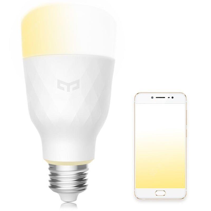 Yeelight Yldp05yl Dimmable Ac 100 240v 10w Smart Led Bulb Xiaomi Ecosystem Product Led Bulb Smart Lighting Smart Bulbs