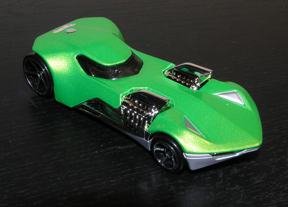 Mattel legends 1 24 1969 hot wheels twin mill concept car electronic - Toy Twin Mill Hot Wheelstwin
