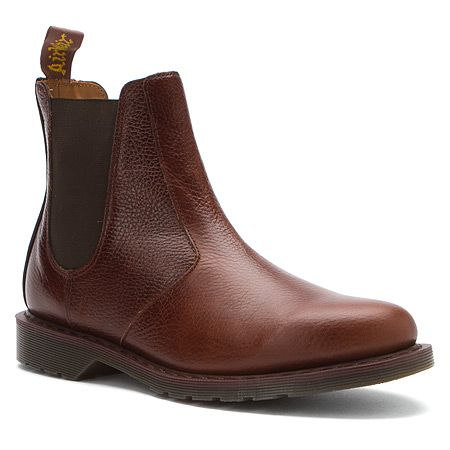 Dr. Martens Victor Chelsea Boot | Men's - Dark Brown New Nova