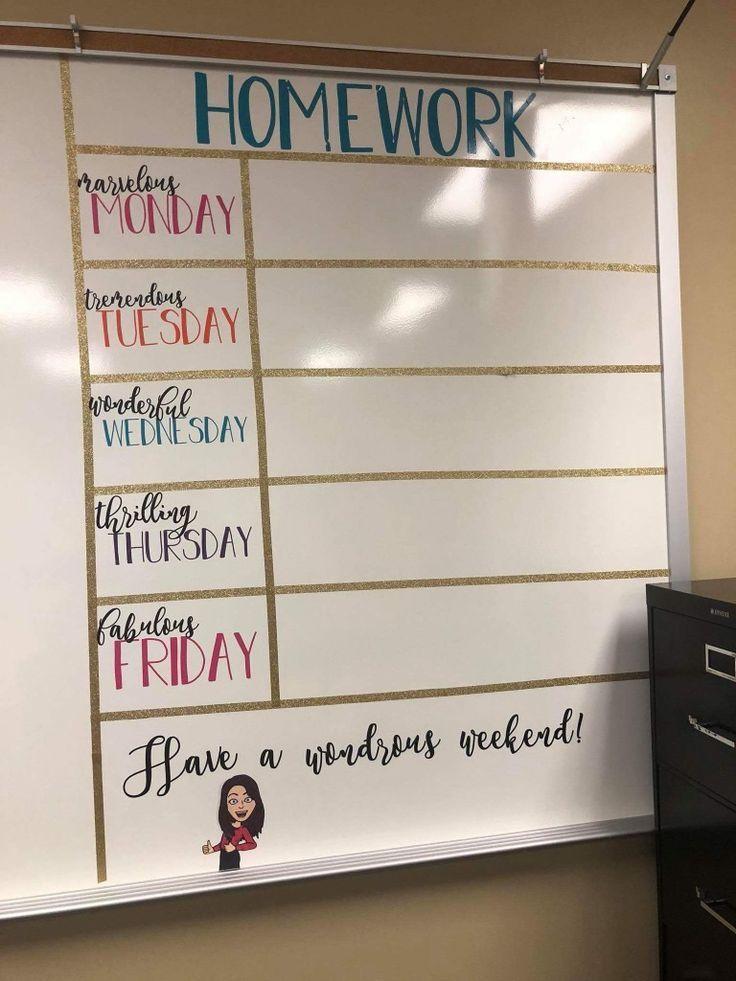 objectives #classroomdecor