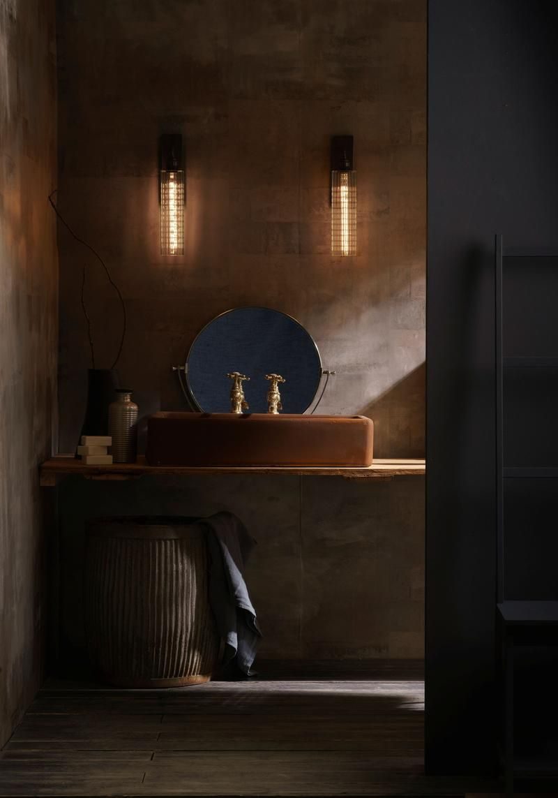 Alchemist ip44 bathroom long led wall light | Pinterest | Alchemist ...