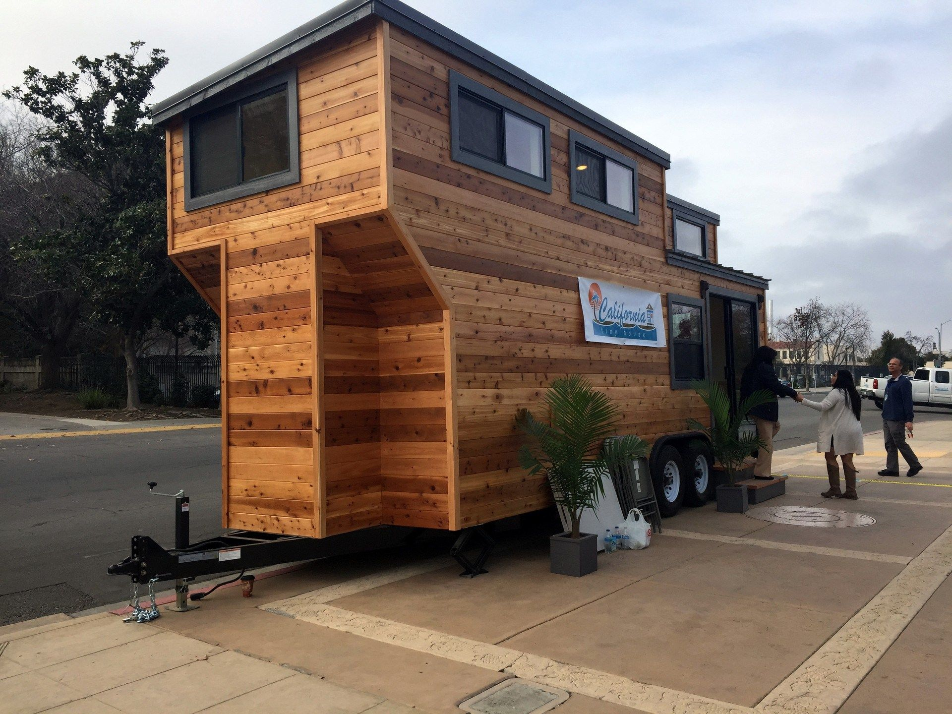 Tiny houses on wheels for sale california - Fresno Legalizes Tiny Houses With New Zoning Change