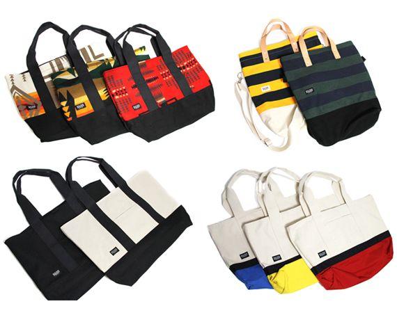 2fed70672a5a BLK PINE WORKSHOP Spring Summer 2012 Bags