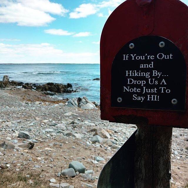 from @nai_ad  Maritimers are the cutest  #eastcoast #explorecanada #halfwaycottage