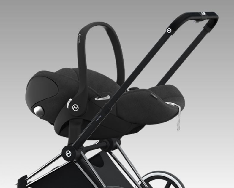 Exclusive Cybex Priam 2 In 1 Light Seat Brixy Bundle Stroller