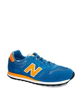 new balance 373 yellow blue