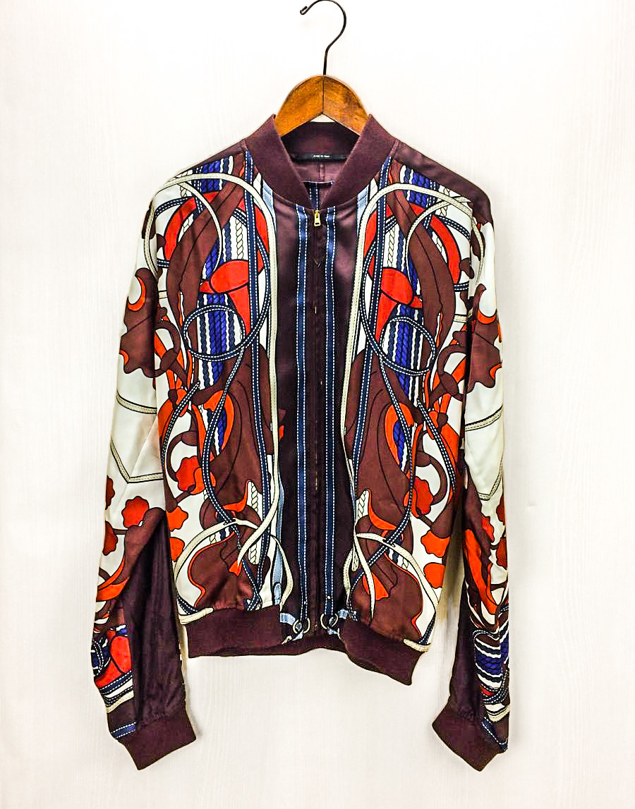 Vintage Gucci / GUCCI Scarf All Pattern Fashion Art Bumber