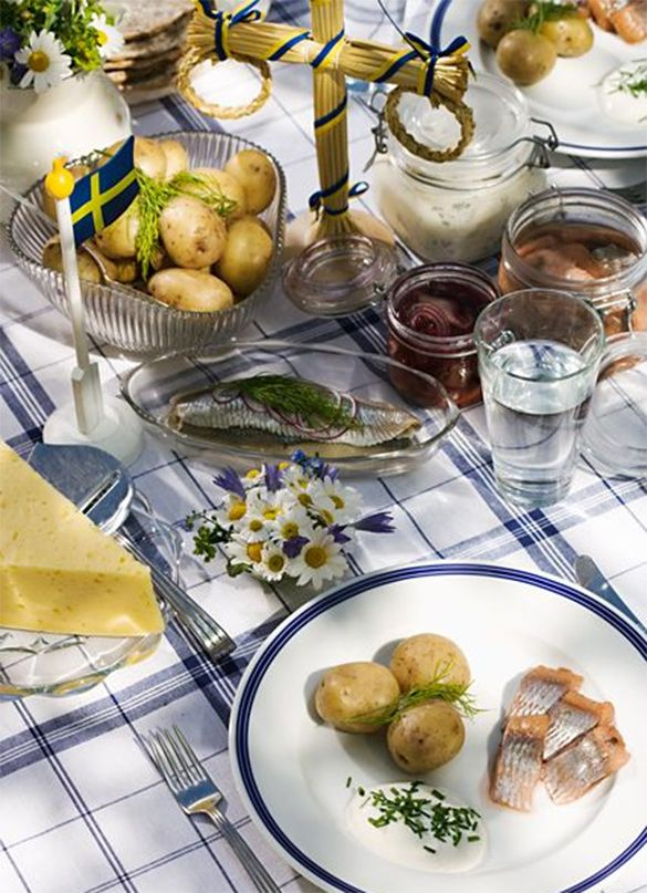Moving to Sweden: Things You Need to Know Before the Move - Fish and Potatoes on Holiday Lunch