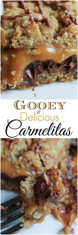 The perfect sweet treat for any occasion these carmelitas are full of sweet oats luscious chocolate and decadent melted caramel