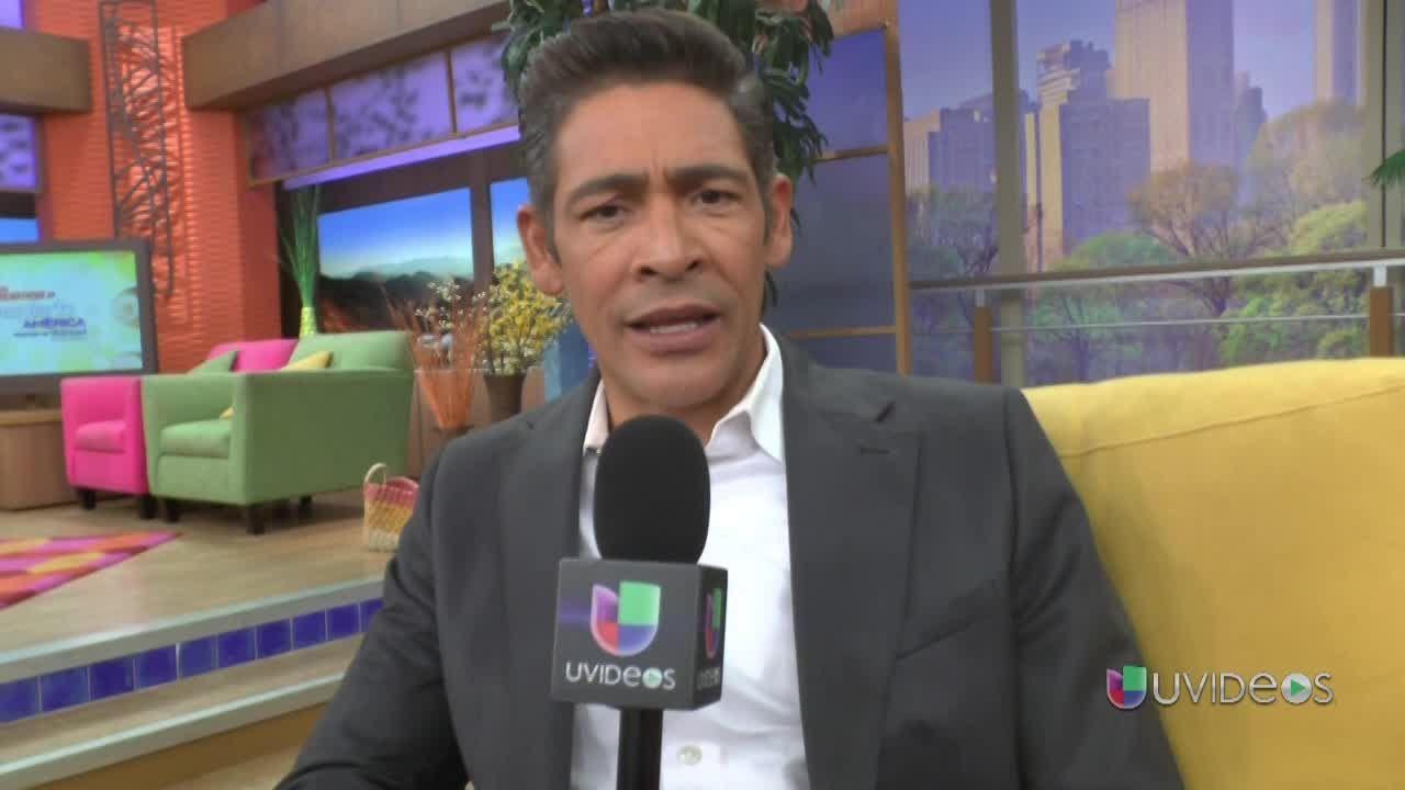 Johnny Lozada se enorgullece de ser hispano en Estados Unidos