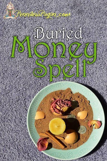 Buried Money Spell #moneyspells