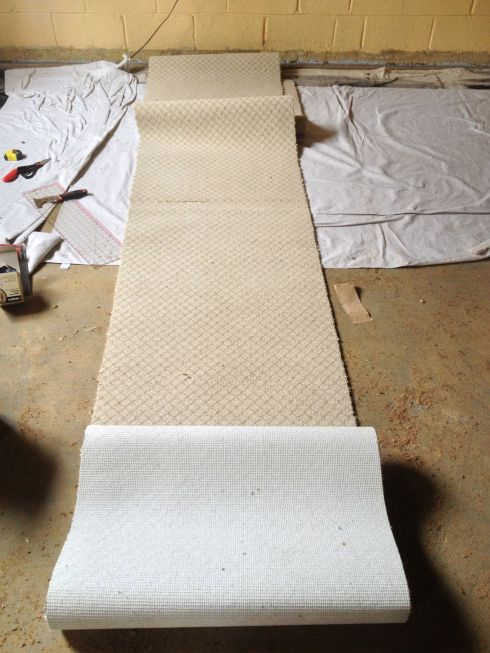 How To Turn A Carpet Remnant Into A Rug Carpet Remnants Diy Furniture Decor Diy Carpet