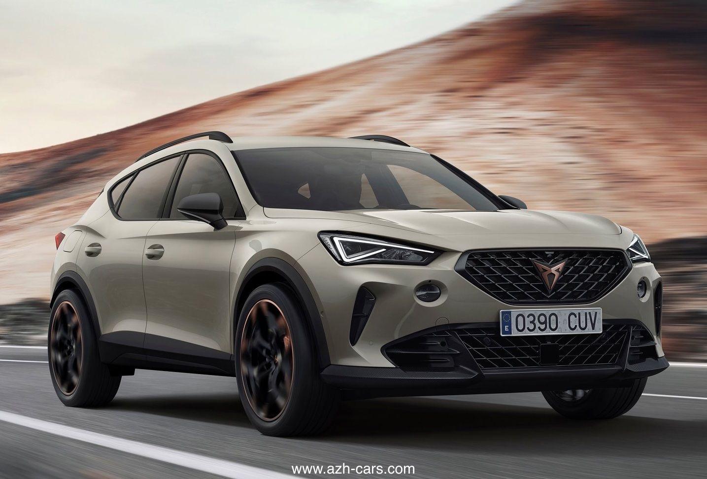 2022 Cupra Formentor Vz5 In 2021 My Dream Car Car Dream Cars