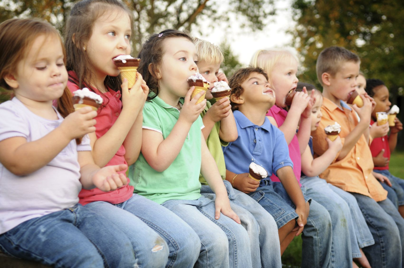 Kids-eating-Ice-Cream | One Girl Cookies Blog | Sweets and ...