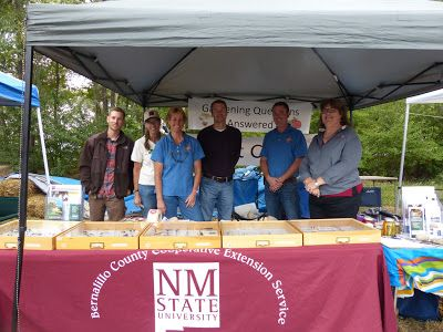 NMSU Plant Clinic: Plant Clinics in Albuquerque this Weekend