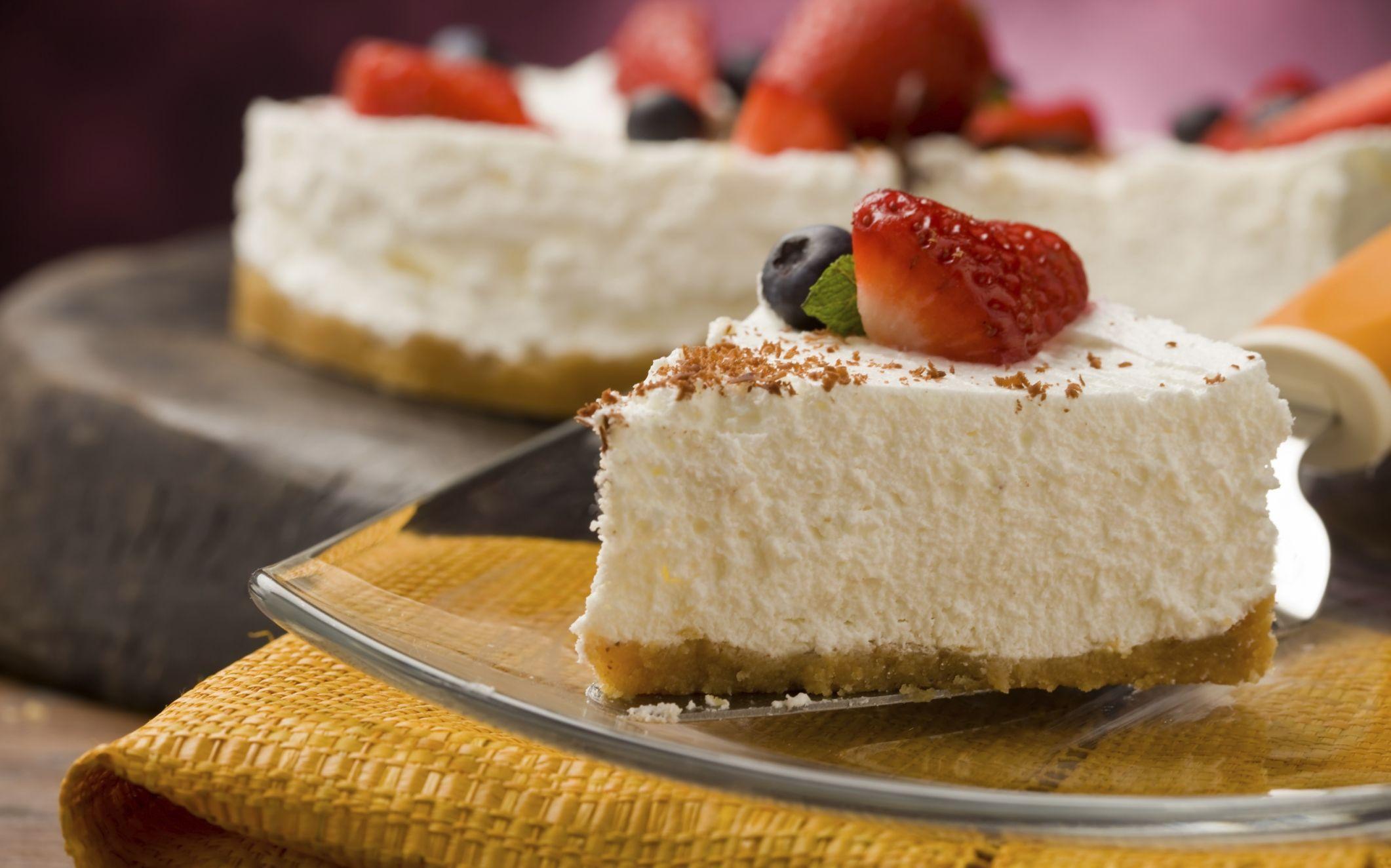 Ricetta yogurt torta