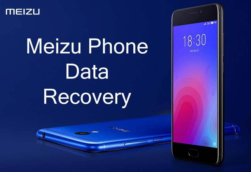 Meizu Phone #Data Recovery: #Restore Lost/Deleted Files From