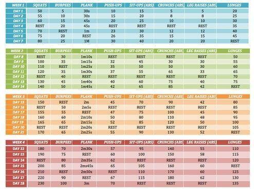 anna victoria fit body guide pdf download free