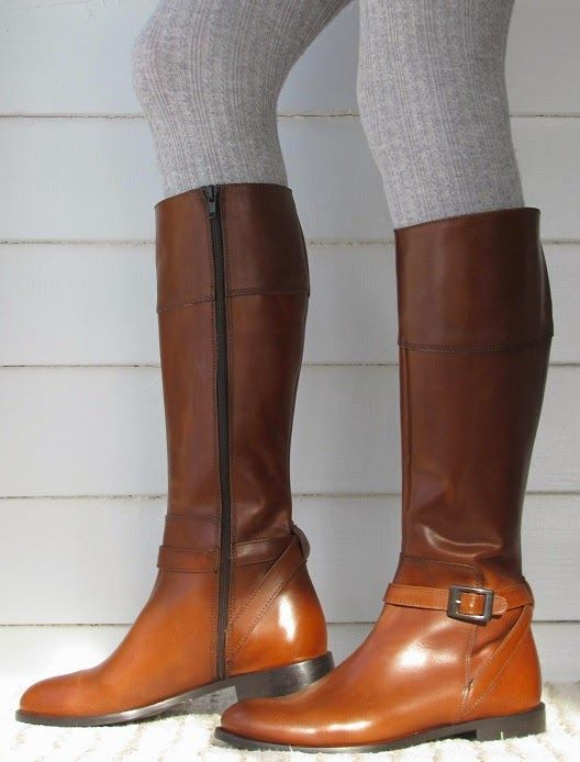 Rider from Skinnycalf Boots, a just-launched NYC-based line aiming ...