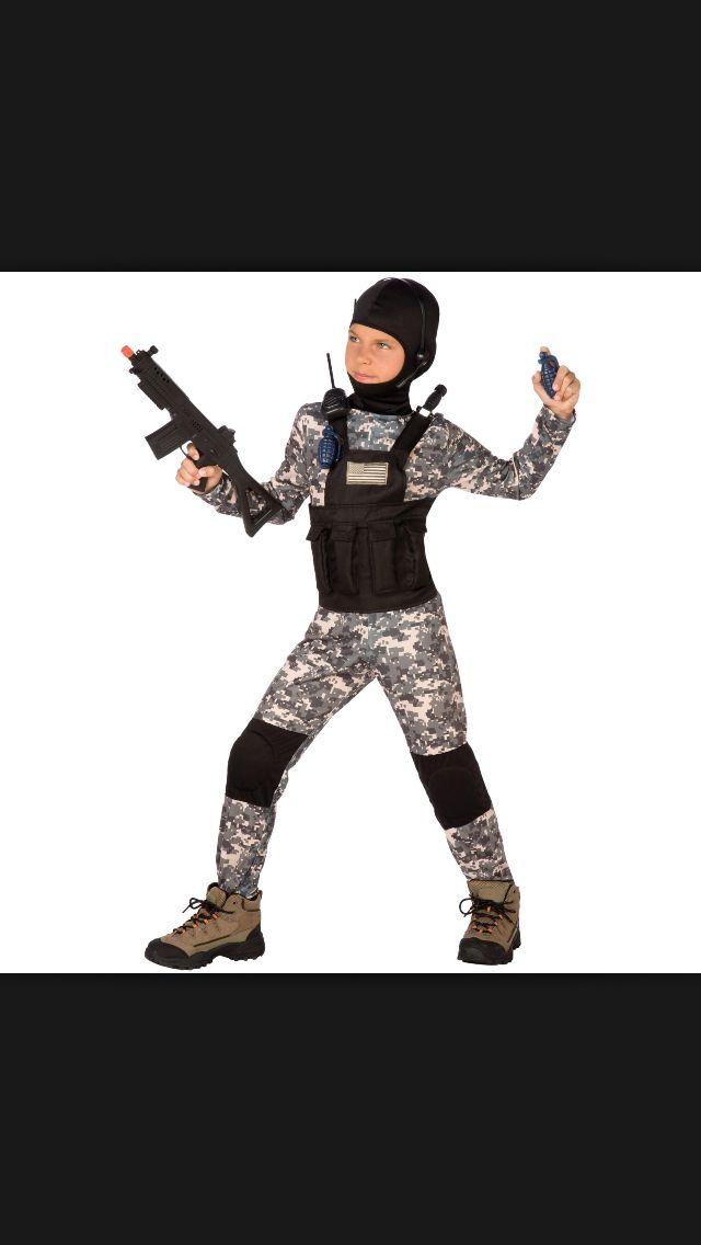 call of duty costume idea