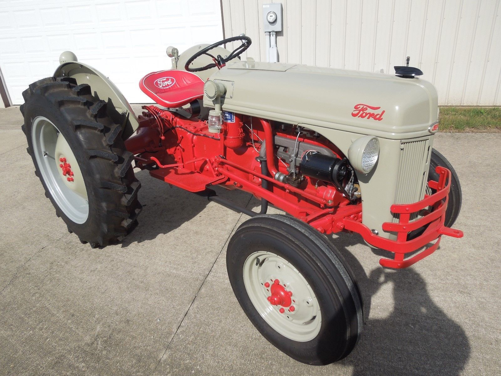 1949 Ford 8n Tractor Misc For Sale Pinterest And
