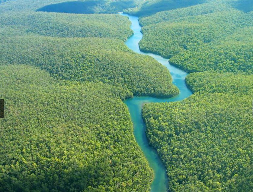 Os rios mais belos do Planeta