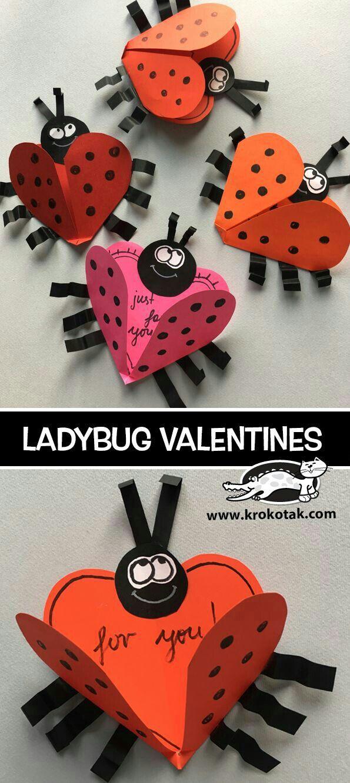 pinaysi on ae schule  crafts valentines diy