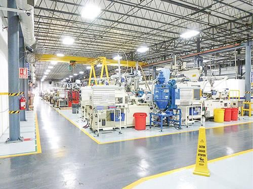 Using time-tested #Thermoset processing to expand presence