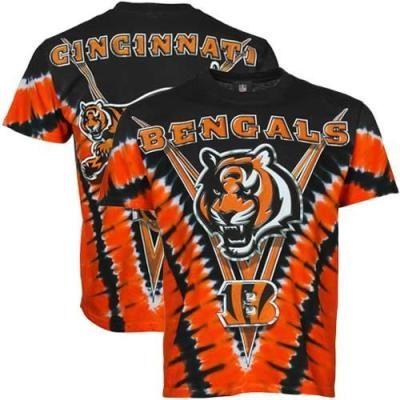 Cincinnati Bengals Tie-Dye