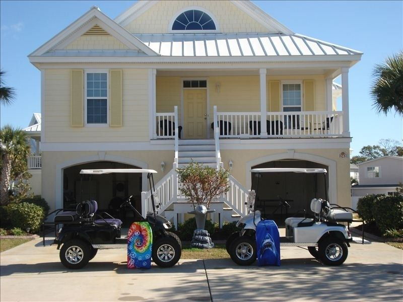 Oceanside Village Vacation Al Vrbo 14900 5 Br Grand Strand Myrtle Beach House In Sc Room Golf Carts Wifi Sleeps 12 13