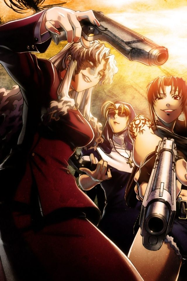Free Wallpaper Download Black Lagoon Revy Wallpapers 800
