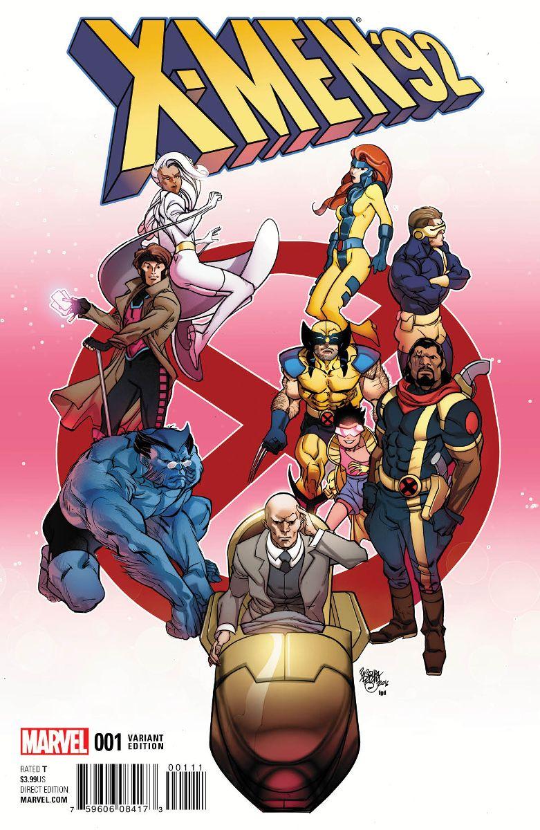 X-Men \'92 #1