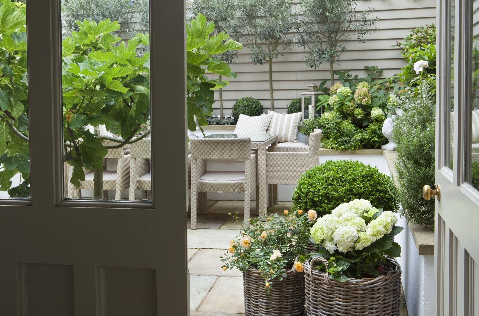 Leopoldina haynes garden terrazas y muebles pinterest - Porches y jardines ...