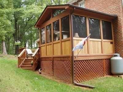 Superb Deck And Sun Room   Google Search