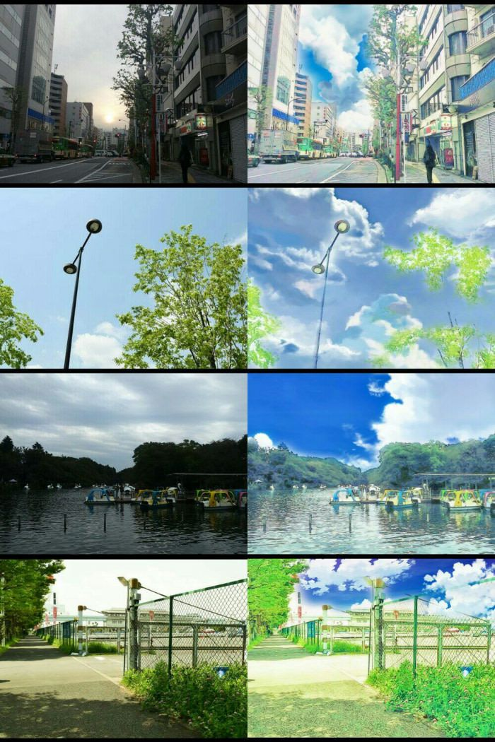 There Is A Photo Editing App Turning Everyphoto Into Anime Screenshots Anime Screenshots Photo Editing Apps Photo Editing