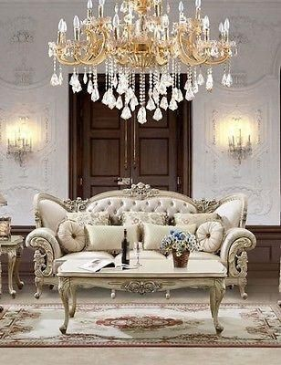 Formal Traditional Carved Wood Collection Living Room Sets Furniture Victorian Living Room Furniture Victorian Living Room
