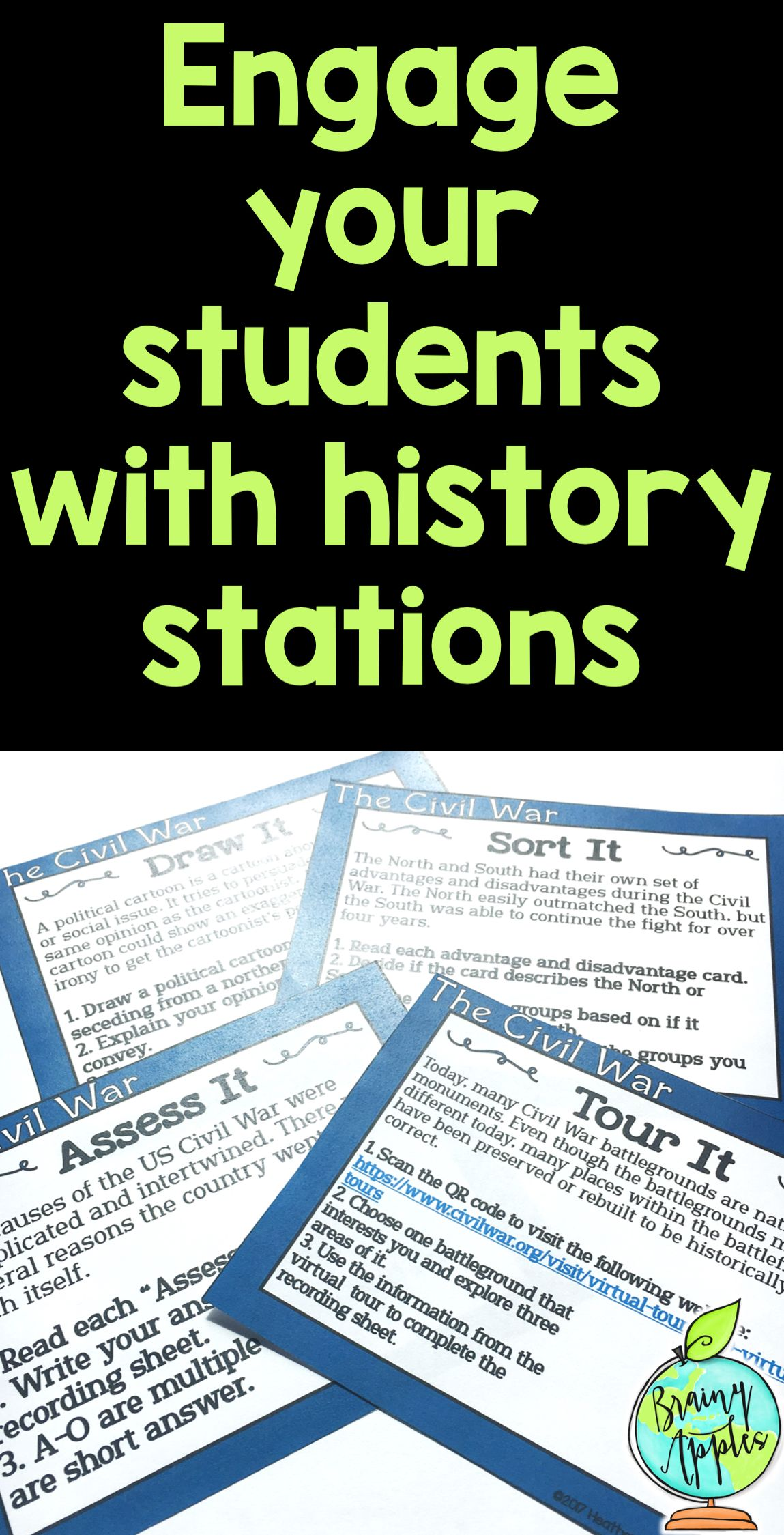 Social Stu S Stations Pack Make Review Sessions Fun By
